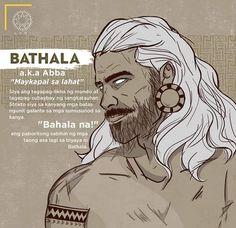 Traditional Filipino Tattoo, Filipino Art, Filipino Culture, Filipino Tattoos, Philippine Mythology, Philippine Art, Character Concept, Character Design, Baybayin