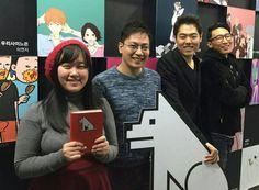 Companhia de webtoons coreana se lança nos EUA