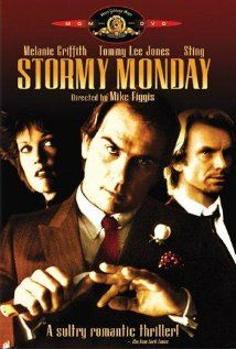 Sroemy Monday (1988) - Mike Figgs. Stormy monday - lunedì di tempesta.  (GB).