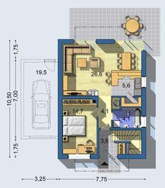 Aktiv 2020   Family Houses Euroline   1 | Дом | Pinterest | Family Houses,  House Projects And Single Family