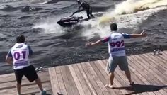 Don't Taunt PWC Riders