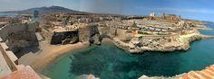 #Melilla y su imponente fortificación