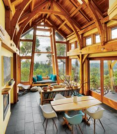 Cabin Design: Small, Simple Cabin    A home on Pender Island makes a big impression in just a few hundred square feet.