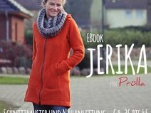 EBook jERIKA - Kurzmantel, Sweatjacke, Jacke