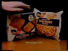 Ore Ida Hashbrowns 1979 Commercial - YouTube