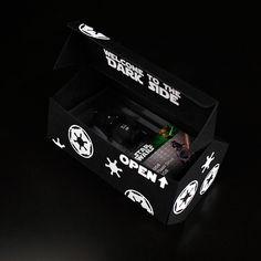 #Star Wars box #package ideas