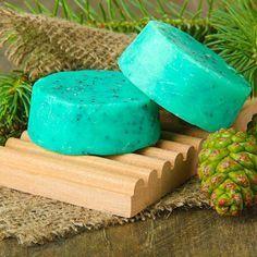 Seife herstellen - Seifen-Rezept: Körperseife mit Peelingeffekt selber machen