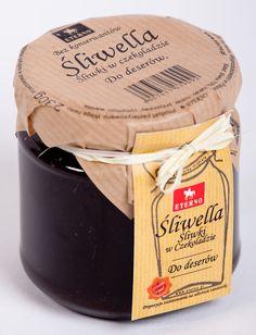 Śliwella - śliwki w czekoladzie