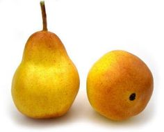 Artificial Yellow/Blush Bartlett Pear, Box of 12 * You can find more details by visiting the image link.