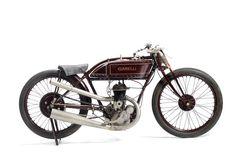 Ex-Tazio Nuvolari Garelli 1923 350cc Racing Motorcycle
