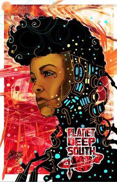@JIJennings  #afrofuturism Ms. @JanelleMonae portrait