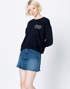 Women's Sweatshirts & Hoodies | PULL&BEAR