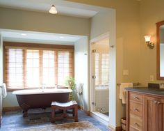 1000 Images About Bathroom Renovation Ideas On Pinterest Hexagon Tiles Soaking Tubs And Vanities