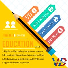 "Get proper guidance in preparation for #exams and solve doubts of all #subjects with VD Academics. ""Handwork is the key to #success"" Link: http://www.vdacademics.com/"