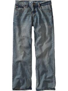 Men's Boot-Cut Jeans Product Image