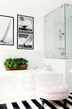 Open Bathroom Console Bathrooms Pinterest Sconces Bathroom - Plush towels for small bathroom ideas