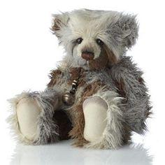 Charlie Bears Collectable Bronwyn Plush 42cm Bear