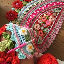 Image result for adinda zoutman shawl pattern