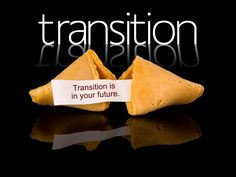 A New Blog about Transitions of Life