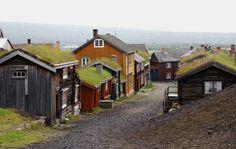 Roros, Noorwegen