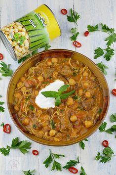 Harira, supa marocana cu carne de vita si naut - CAIETUL CU RETETE