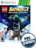 Lego Batman 3: Beyond Gotham - PRE-Owned - Xbox 360, Multi