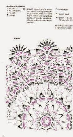Tecendo Artes em Crochet: Duas Toalhinhas Delicadas e Lindas!
