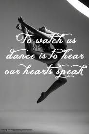 I so miss watching Emma dance.   ballet quotes - Google Search