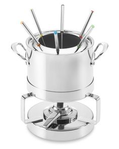 Mauviel M'Cook Fondue Pot #williamssonoma