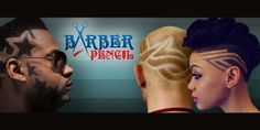 Barber Pencil is a Revolutionary Hair Styling Invention from World Patent Marketing  #worldpatentmarketing