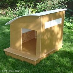 modern dog houses and goat shed on pinterest