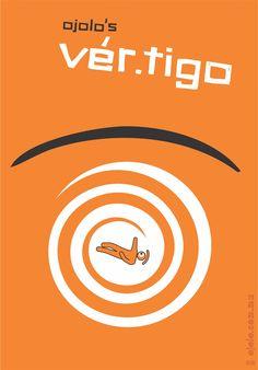 la mirada de la semana:               °ojolo's vér.tigo°  es hitchcock pero visto en naranja.      !    'P ________________________________________  the glance of the week: °ojolo's vertigo° hitchcock movie but seen in orange