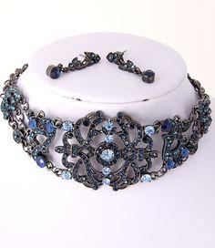 Necklace + #tophatterbingo