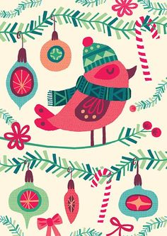 christmas illustrations | - illustration :christmas -