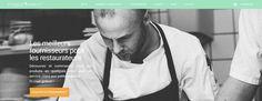 StoqueMarket, la plateforme qui va révolutionner le monde de la restauration Restaurant, Juice Bars, Carbon Footprint, Restoration, Platform, Fishing Line, Diner Restaurant, Restaurants, Dining