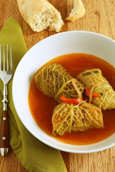 Farmer's Market Cabbage Rolls, my friends in Savannah, Ga would make this for me when I can for Sunday dinner. I miss Sunday dinners at their house.