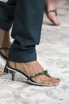All the best footwear spotted at Fashion Month (so far).