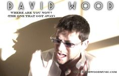 My new single, Where Are You Now (The one that got away), will be available on my website on Monday, March 7th, via CDBaby.  #DavidWoodMusicDotCom