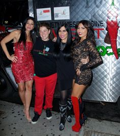 Photos: Mob Wives: New Blood Season 4 Premiere Party; Huge Fight Breaks Out