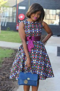 The Most Beautiful Ankara Gown Styles of 2018 Beautiful Ankara Gowns of 2018 Short African Dresses, Latest African Fashion Dresses, African Print Dresses, African Print Fashion, Africa Fashion, African Prints, African Attire, African Wear, African Women