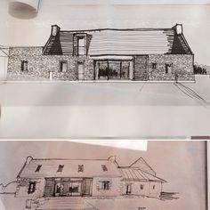 Sketch Farm House www.tabarylelay.agency