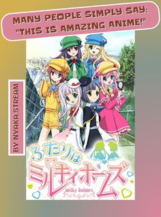Watch Futari wa Milky Holmes Anime Online without any obnoxious ads at all. Full Episodes are streamed immediately - check for yourself!