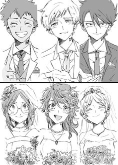 This story is a TPN/The Promised Neverland × Reader Story. Fanarts Anime, Manga Anime, Anime Art, Norman, Desenhos Love, Anime Lindo, Anime Poses, Anime Ships, Neverland