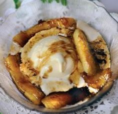 Bananas Foster - a New Orleans classic