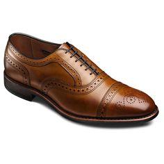 2b7d0287ba06 Allen Edmonds Strand in Walnut. A nice smart-to-business casual shoe.