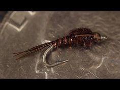Micro Pheasant Tail Nymph - YouTube