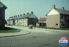 Uranusstraat Nijmegen (jaartal: 1960 tot 1970) - Foto's SERC