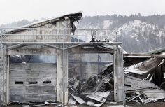 A #fire destroyed this painting facility near the intersection of #WestHighway44 and #NamelessCaveRoad southwest of #RapidCity. Read the story here #RapidCity