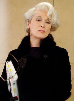 she. is. my. hero.  I love Meryl Streep