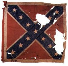 41st Alabama Infantry. This flag is a Department of South Carolina ...
